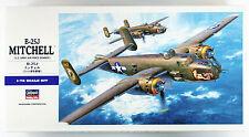 Hasegawa E16 B-25J Mitchell 1/72 scale kit