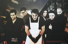 RAMMSTEIN POSTER LIFAD BANDPICTURE