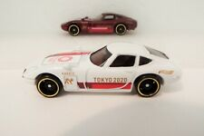 Hot Wheels Loose Toyota 2000 GT Mixed of Lot of 2