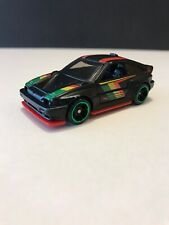 Hot Wheels Black 1985 Honda Civic CR-X 1/64 Honda Series Coupe 2015