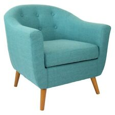 LumiSource Rockwell Chair, Teal - CHR-AH-RKWLTL