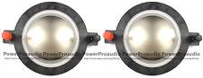 2pcs Diaphragm replacement for B&C MD/DE 75-8,75P,82,85,700,750,& EAW & NEXO