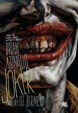 Joker by Lee Bermejo and Brian Azzarello (2008, Hardcover)