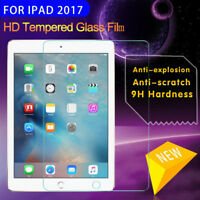 EG_ 9.7 Inch 9H Hardness Tempered Glass Screen Protector Film For iPad 2017 Conv