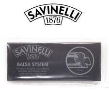 NEW Savinelli 9mm balsa System Filter - 15 filters - 1 packet