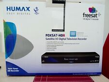 Humax FOXSAT-HDR Satellite Freesat+ HD Digital Television Recorder