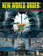New World Order: The Conspiracy to Rule Your Mind TYRANNY DVD - SHIPS FREE!