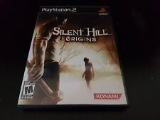 Silent Hill Origins [PS2] [PlayStation 2] [Complete!]