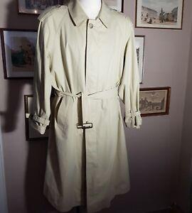 vintage trenchcoat Gr 25 BAUMWOLLE