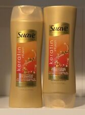 Suave Professional Keratin Infusion Shampoo & Conditioner 2 Full size bottles