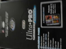 NON SPORT ULTRA PRO 4 POCKET PLATINUM PAGES X 20 BRAND NEW FROM NEW BOX