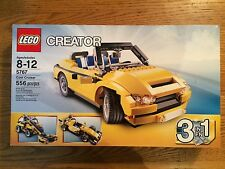 LEGO 5767 Cool Cruiser Car from Creator series. New in Box!