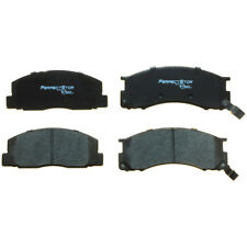 Disc Brake Pad Set-Rear Drum, w/o ABS Front PS500M fits 91-94 Toyota Previa