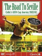 CELTIC FOOTBALL CLUB: THE ROAD TO SEVILLE: UEFA CUP JOURNEY 2002/03 [2 DVD SET]