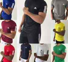 Adidas Men's Dri-FIT Short Sleev Training T-Shirt Size S,M,L,XL,XXL