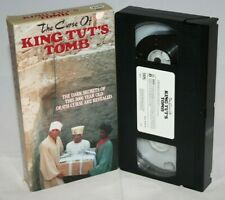 The Curse Of King Tut's Tomb VHS Robin Ellis, Eva Marie Saint, Harry Andrews OOP