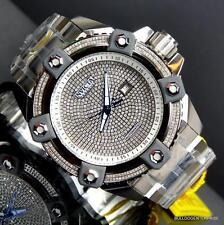 Invicta Reserve Grand Arsenal Octane Swiss Auto 63mm 3.06CTW Diamond Watch New