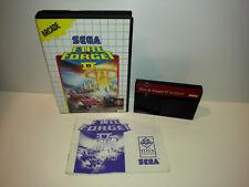 Fire & Forget II / 2  für Sega Master System OVP