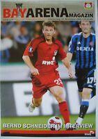 Programm UEFA Cup 2006/07 Bayer Leverkusen - Tottenham Hotspur