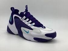 Nike Men's Zoom 2K Running / Casual Shoes White/Blue AO0269-104 multiple sizes