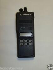 Motorola MTS2000 Model II Portable 800Mhz Smartnet Rebanded Model # H01UCF6PW1BN