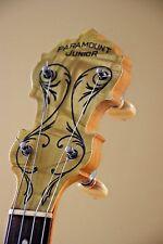 Paramount Wm. L. Lange Tenor Banjo