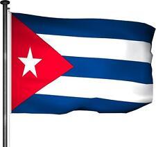 Fahne Kuba - Hissfahne 100 x 150cm Premium Qualität