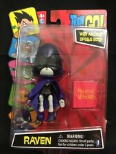 NIB Raven Teen Titans Go! DC Comics Spells Book Action Figure