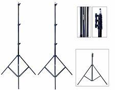 Phot-R 2 x 3m Pro Adjustable Nano Soft Box Photo Studio Light Stand Tripod Kit