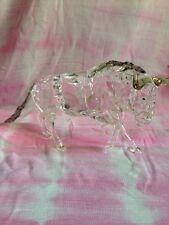 Gnu, Swarovski Crystal Figurine#0933662