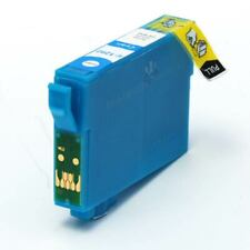 Cyan Compatible (non-OEM) Printer Ink Cartridges to replace T1292 Apple Ink