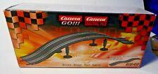 Carrera Digital 143 / GO!!! Hump / Bridge Set for 1/43 slot car track 61649 NEW
