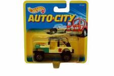 1995 Hot Wheels AUTO-CITY Rescue Jeep
