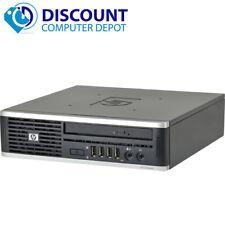 Fast Hp 6005 Usff Desktop Computer Pc 4Gb 320Gb Windows 10 Home