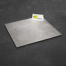 SAMPLE £17.99m2 Light Grey Lappato Porcelain Tiles 60X60 wall-floor non slip
