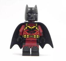 **NEW**LYL BRICK Custom Batman Flame Lego Minifigure