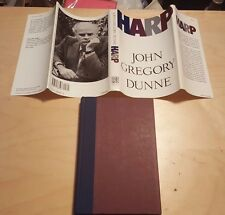 1989 HARP Hardcover Book by JOHN DUNNE 1st Edition 1st Printing