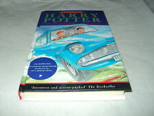 Harry Potter and the chamber of secrets by J K Rowling hardback 27th Bloomsbury