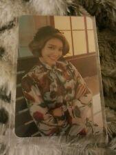 SNSD Sooyoung lion heart OFFICIAL Photocard  Kpop K-pop U.S SELLER