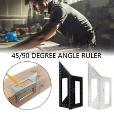 Multifunctional-Square 45/90 Degree Gauge Angle Ruler Measuring Tools Charm
