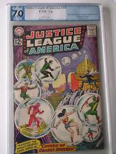Justice League of America #16 (Dec 1962, DC) PGX 7.0// Graded like //CGC//CBCS