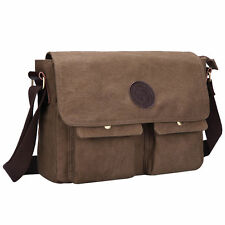 Men's Canvas Messenger/Shoulder Bags