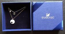 genuine swarovski Crystal Wishes Blue Star Pendant Set Necklace 5253997