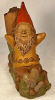 SATURDAY-R 1983~Tom Clark Gnome~Cairn Item #90~Ed #96~Hand Signed~Story Included