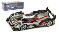 S3703 Spark Audi R18 ULTRA # 4 Le Mans 2012-Bonanomi / JARVIS / ROCKENFELLER 1/43