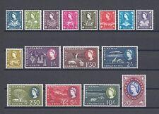 Kenya Uganda Tanganyika 1960 SG 183/98 MNH Cat £70