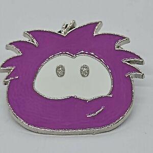 Disney Trading Pin Club Penguin Purple Puffle 2016