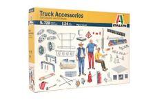 ITALERI 720 - 1/24 TRUCK/CAMION-TRUCK ACCESSORI II/TRUCK Accessories-NUOVO