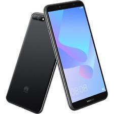 Huawei  Y6 2018 16GB Dual SIM Unlocked Black+ Free Telstra/Optus Sim-Free Post