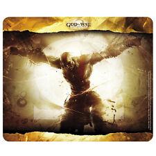 God of War Mousepad Kratos NEU & OVP
